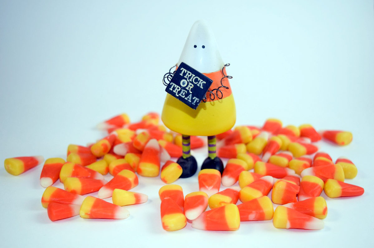 dulces chuches caramelos halloween