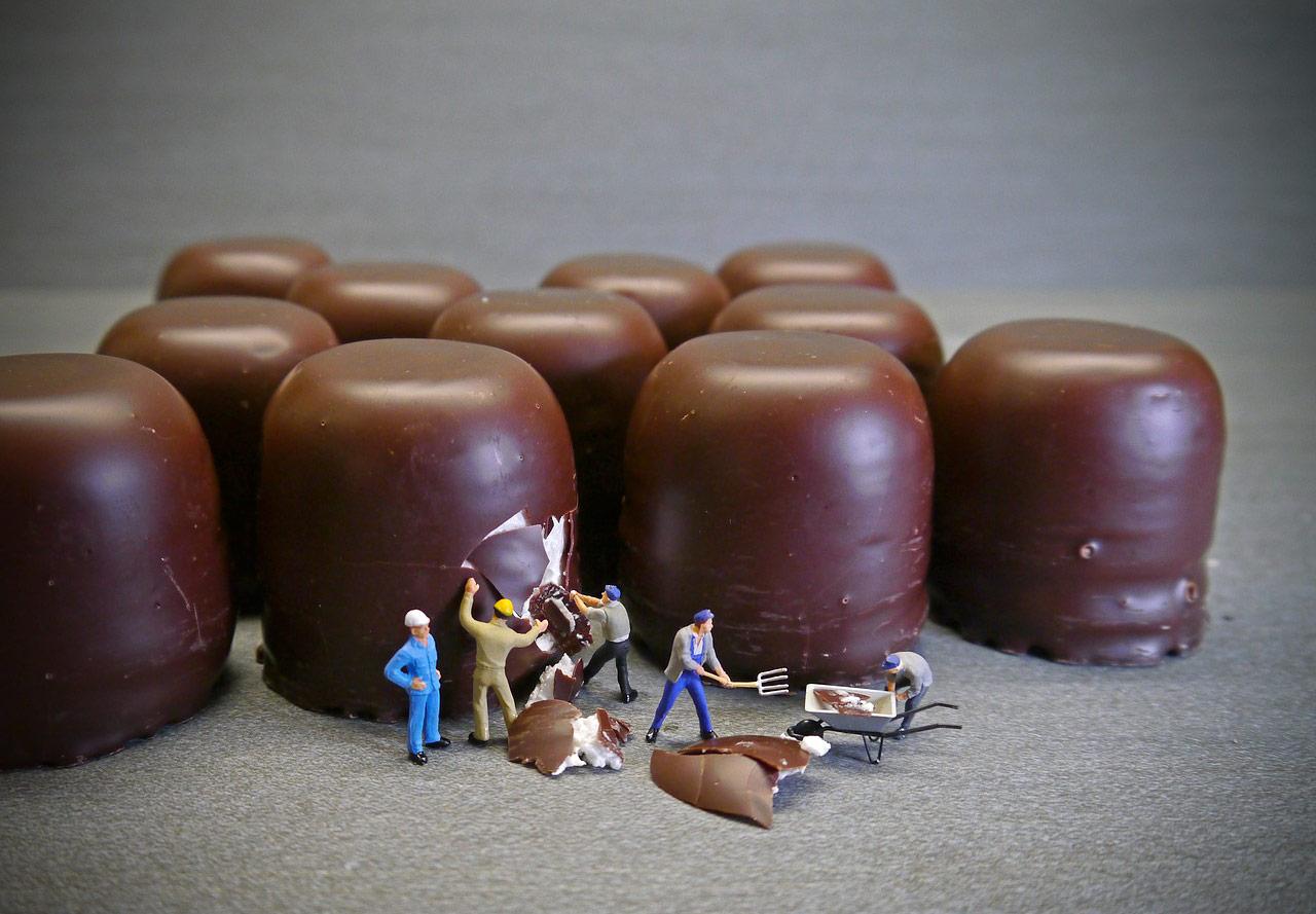 chocolate combinaciones curiosas